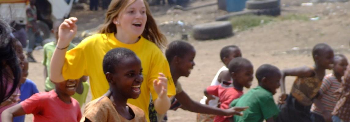 veldwerker in Tanzania, Kenia of een ander land worden?
