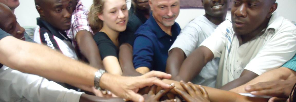Wordt vrijwilliger in Afrika