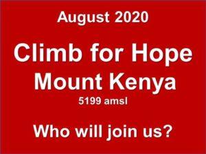 Climb for Hope